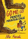 Go Mo Go: Monster Mountain Chase!: Book 1 (English Edition)