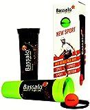 BASSALO Cupball 2er Starter-Set inkl. Box - Sportspiel für Kinder, Jugendliche, Erwachsene - 2 Becher, 1 Spielball, Spielanleitung