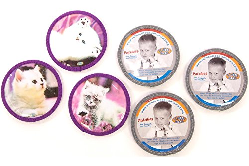 School-Mood Patchies 6-tlg Katze 813 katze