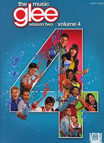Glee Songbook: Season 2 Volume 4 - Easy Piano Songbook: Songbook für Klavier