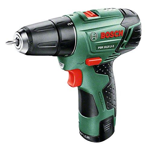 Preisvergleich Produktbild Bosch Bohrer-Akkuschrauber PSR 10,8 LI-2, 603972922