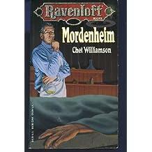 Mordenheim: Ravenloft by Chet Williamson (1994-08-06)