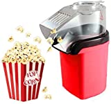 UKayed Mini Power POPCORN Maker 1200W With Free Bags