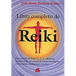 Libro Completo De Reiki (Salud natural)