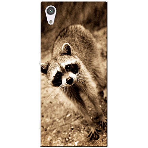 Raton laveur Étui rigide pour téléphone portable Raton-laveur