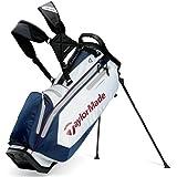 2014 TaylorMade PureLite Waterproof Stand Bag Carry Golf Bag 5-Way Divider