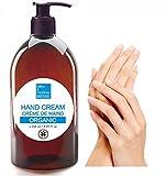 HANDCREME BIO - Organic Hand-Schönheitspflege 250 ml Reiche, schützende, duftende & natürliche Hand-Schönheitscreme.
