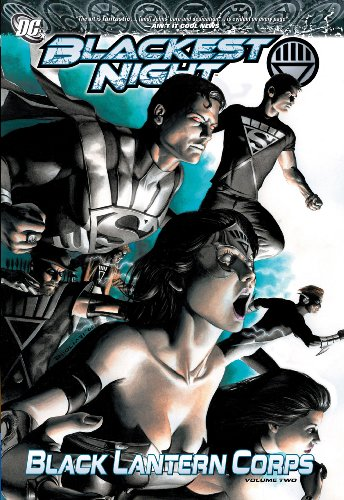 Blackest Night: Black Lantern Corps Vol. 2 (English Edition)