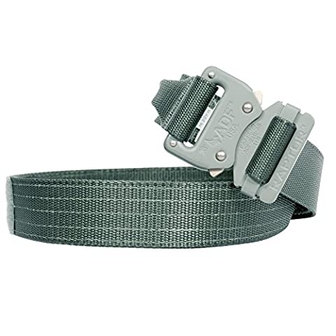 Fusion Tactical Military Police Riggers Belt Foliage Green Large 38-43