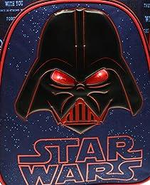 Star Wars Cartable, 44 cm, Bleu marine