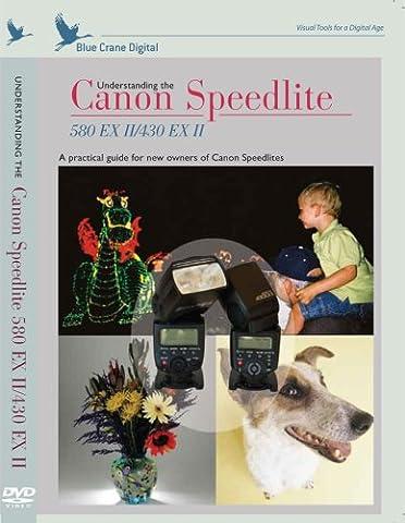 Verständnis die Canon Speedlite 580EX II/430EX II