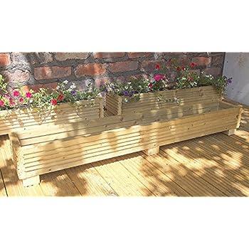 deck planter box 120cm handmade wooden planter boxes pressure treated wooden planters a wooden garden planters - Wood Planter Box