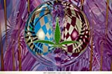 Empireposter - Dope - World Domination - Größe (cm), ca. 90x64 - Poster Fun-Poster: Haschisch, Cannabis, Hanf, Gras, Marijuana