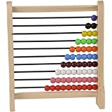 Skillofun Wooden Abacus Junior (1-10), Multi Color