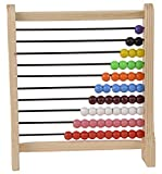 Skillofun Wooden Abacus Junior (1-10), M...