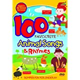 100 Favourite Animal Songs & Rhymes