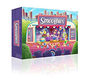 Ludonova- Smoothies - Español, Color (LDNV310001)