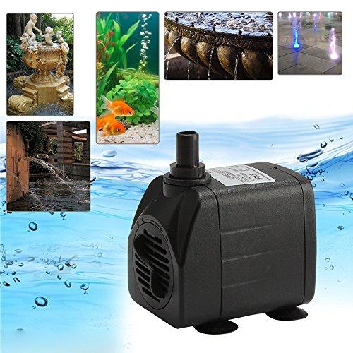 cadrim 25watt 1200l h aquarium pumpe wasserpumpe. Black Bedroom Furniture Sets. Home Design Ideas
