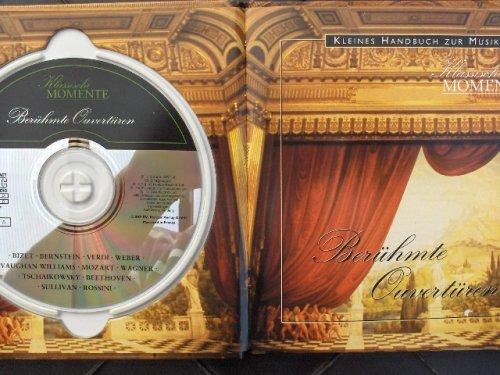 Klassische Momente - Berühmte Ouvertüren (CD + gebundenes Handbuch) (Band Nussknacker)