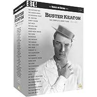 Buster Keaton - Complete Short Films 1917-1923