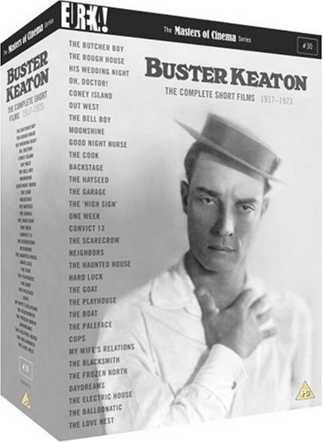 The Complete Buster Keaton Short Films [4 DVDs] [UK Import]