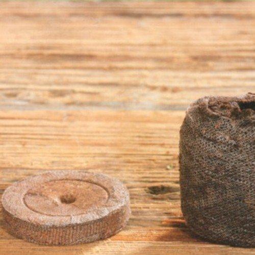 lichtnelke - Kokos-Quelltabletten für die Pflanzenanzucht 20 Stk.