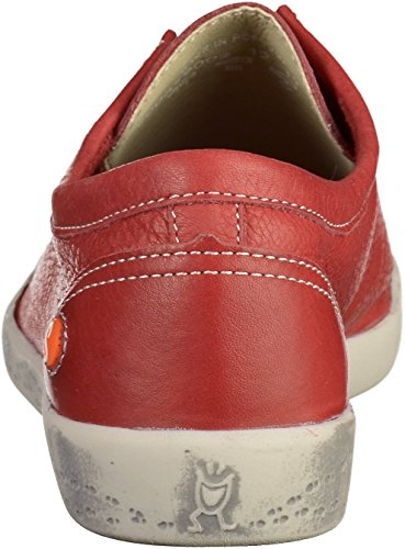 Softinos Ilo379sof, Sneakers basses femme Rouge