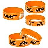 #3: Vheelocityin KTM Duke RC Wrist Band KTM Wristband