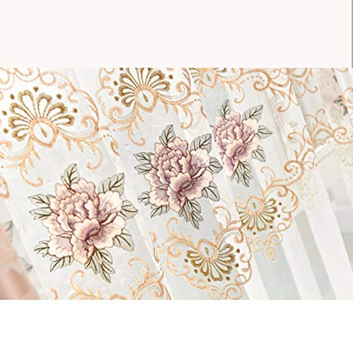 Xpy-curtain tende a drappeggio violafinito camera da letto jacquard coreano a due piani high-end soggiorno intessuto dilussoombra, 150, d