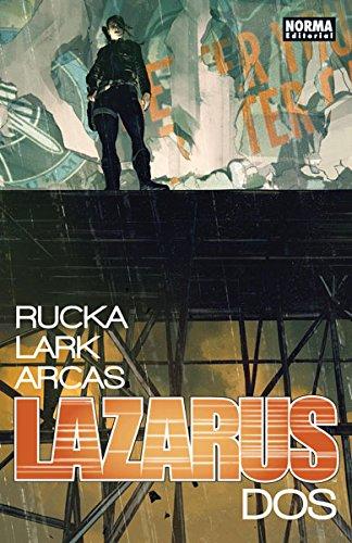 Lazarus 2. Elevación (Usa - Lazarus) por Lark, Arcas Rucka