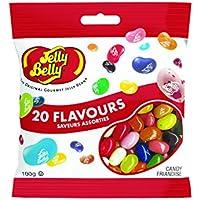 Jelly Belly 20 Flavours -Chuches, 1 unidad de 100 gr