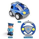 Maximum RC - RC Polizeiauto für Kle...