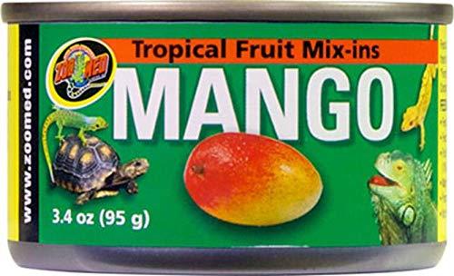 Zoomed Tropical Fruit Mix Mango, 95g
