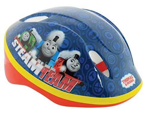 Thomas & Friends Boy Safety Helmet, Blue, 48-52 cm