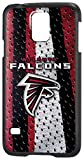 Team Pro Mark Licensed NFL Atlanta Falcons Slim Series Protector Case for Samsung Galaxy S5 - Retail Packaging - Red/Black/White