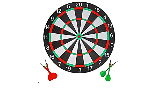 Buy Generic 15 Inch Cricket Bullseye Dart Board For