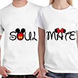 #6: DreamBag - Soul Mate Unisex Couple T-shirt