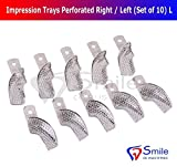 Best Partial Repair Kits - Partial Denture Impression Trays Perforated (Set of 10) Review