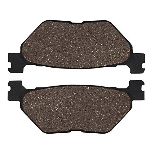 Cyleto pastiglie freno posteriore per Yamaha t-max Tmax 5305302012/XP530XP 530nero max 59CE 2013