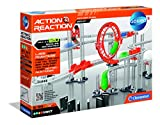 Clementoni 59126 Action & Reaction-Maxi Set, Mehrfarben