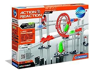 Clementoni  - Ciencia y Juego Action & Reaction Crazy Dominó (55321)