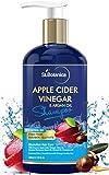 StBotanica Apple Cider Vinegar & Organic Argan Oil Hair Shampoo - 300ml