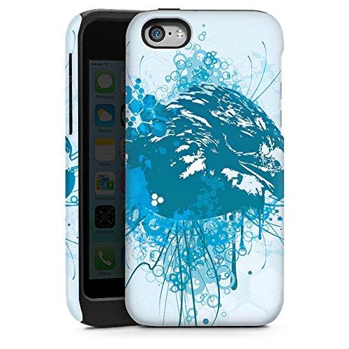 Apple iPhone 6 Housse Étui Silicone Coque Protection Aigle Aigle Griffon Cas Tough brillant