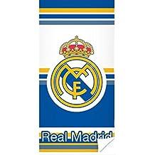 Real Madrid Toalla de Baño y Playa de Microfibra. 70x140 cm. RM171109