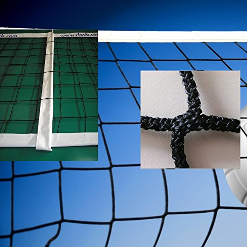 Voleibol modelo entrenamiento polipropileno sin nudos 3 mm