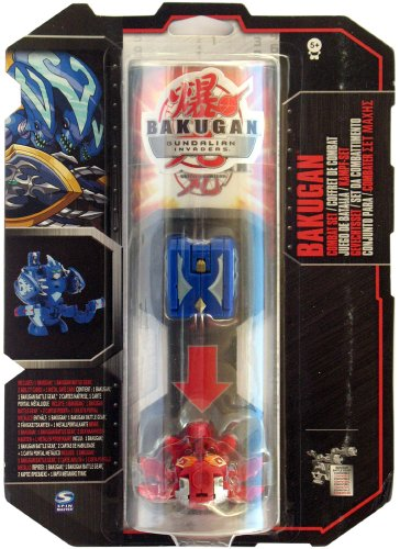 Bakugan Gundalian Invaders Combat Set - PHOSPHOS & TERRORCREST