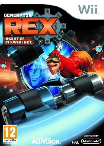 Generator Rex: Agent of Providence (Wii) by ACTIVISION