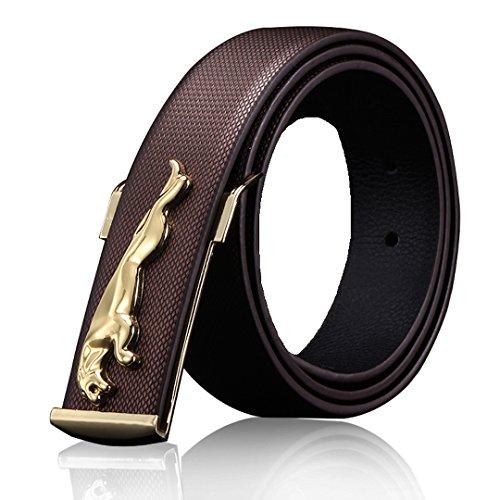jaguar-gold-buckle-genuine-leather-brown-waist-belt-mens