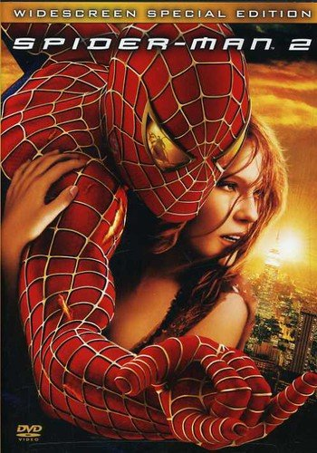 Click for larger image of Spider-Man 2 [DVD] [2004] [Region 1] [US Import] [NTSC]