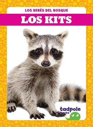 Los Kits (Raccoon Cubs) (Los bebés del bosque / Forest Babies) por Genevieve Nilsen